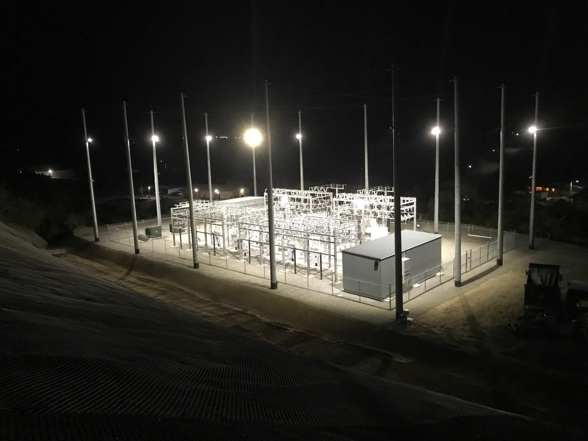 substation design substation enterprises